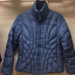 L.L. Bean Jackets & Coats - LLBean women's quilted down jacket size S